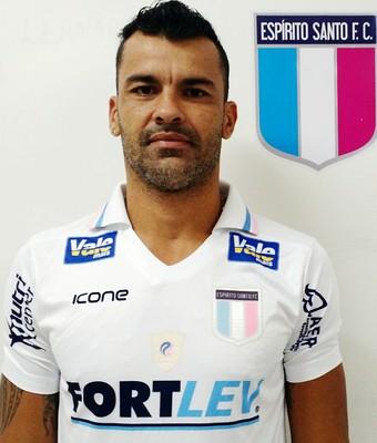 Atacante Eraldo é o 8ª reforço do Espírito Santo para a Série D (Foto: João Brito/Espírito Santo FC)