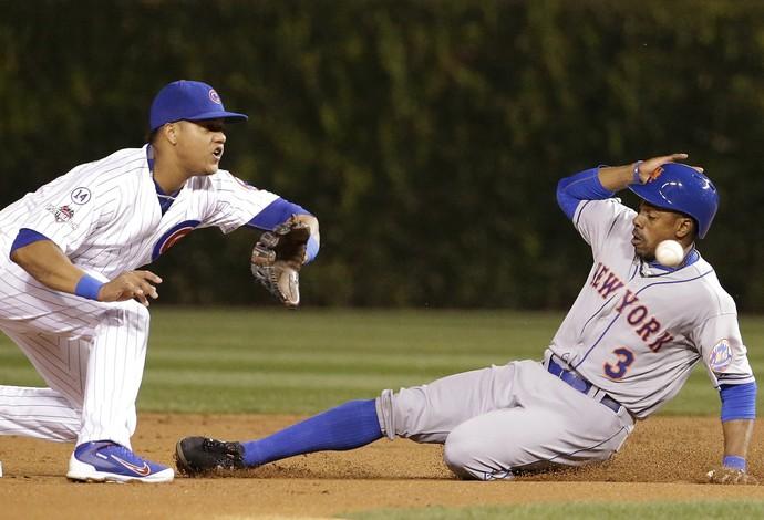 MLB - New York Mets x Chicago Cubs (Foto: AP)