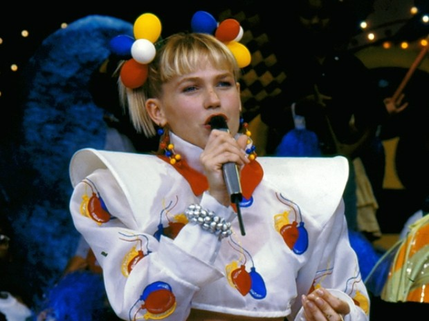Xuxa em Xou da Xuxa (1988)