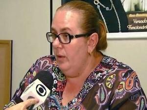 Kátia Garcia Mesquita, diretora administrativa e financeira da Câmara de Piracicaba (Foto: Alfredo Morgante/EPTV)