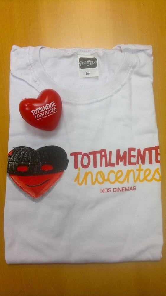 Kit do Filme Totalmente Inocentes (Foto: divulgação)