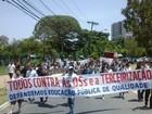 Alunos ocupam a 24ª escola em ato contra OSs na Educação, em Goiás