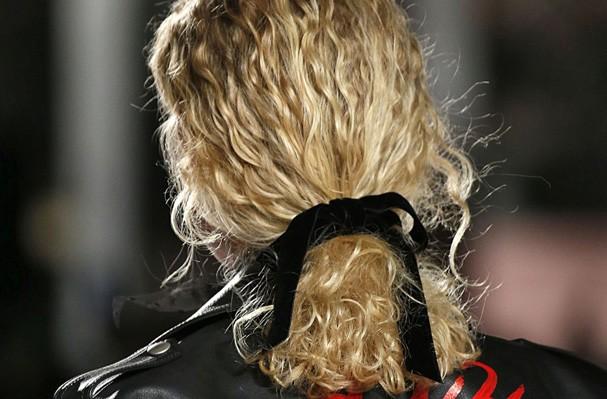 Laços no cabelo (Foto: Fotosite)