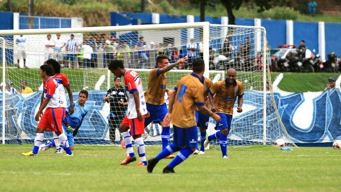 CSA x Itabaiana, no Mutange (Foto: Ailton Cruz/Gazeta de Alagoas)