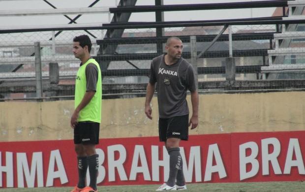 Bragantino Acleisson (Foto: Arthur Costa/ Globoesporte.com)