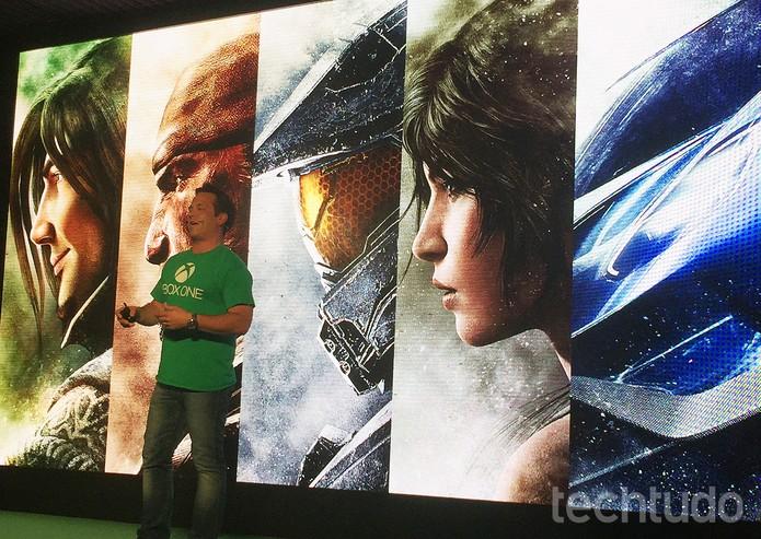 Xbox (Foto: Victor Teixeira /TechTudo)