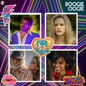 Exemplo de foto no Álbum Boogie Oogie (Foto: Divulgação)