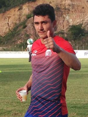 Vinícius Náutico (Foto: Malu Veiga)
