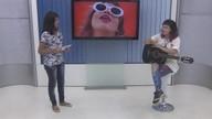 Gabriê fala sobre estreia no The Voice e carreira de cantora no Bate Papo do G1