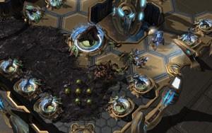 Os Zergs e os Protoss se enfrentarão pela supremacia das raças no novo 'Starcraft' (Foto: Divulgação)