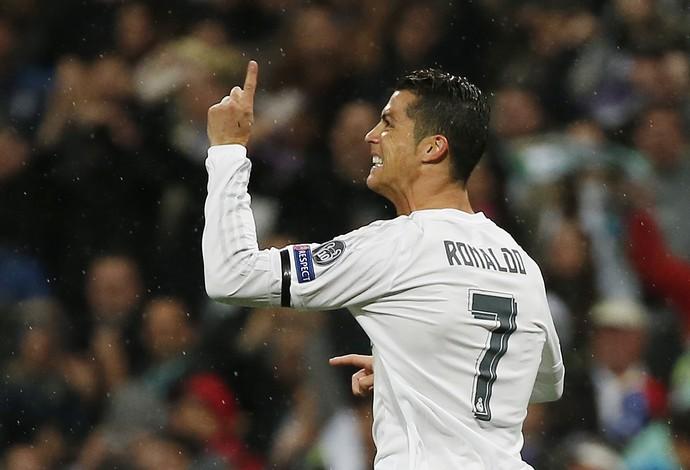 Cristiano Ronaldo Real (Foto: Sergio Perez / Reuters)