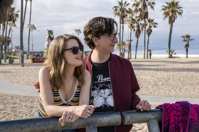 Gillian Jacobs e Paul Rust em cena de 'Love' (Foto: Reprodução)