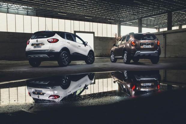 Renault Captur (Foto: Fabio Aro/Autoesporte)