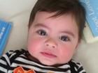 Shakira posta foto fofa do filho, Milan