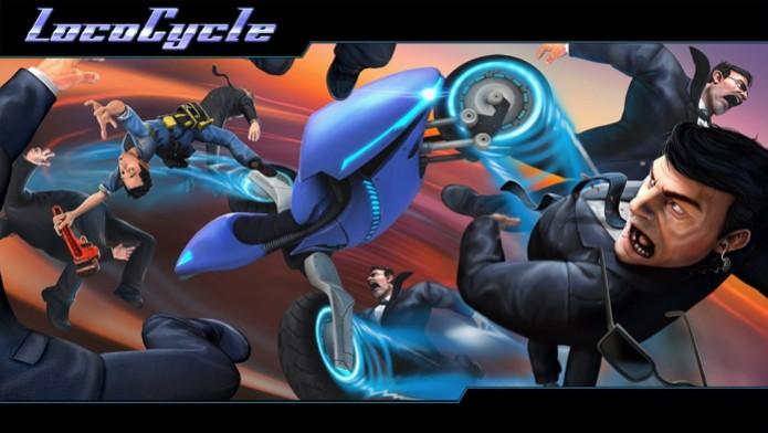 LocoCycle traz uma mistura de corrida e luta com motocicletas (Foto: Divulgação)