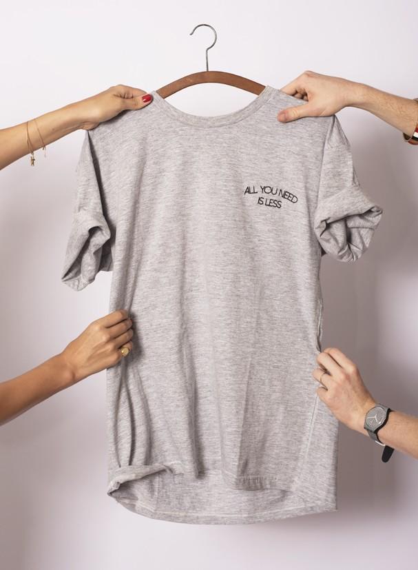 Camisetas fun do Coletivo Lírico (Foto: Divulgação)
