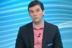 FRAME Diogo Olivier Troca de Passes (Foto: Reprodução)