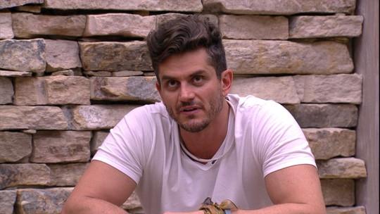 Ilmar critica Daniel: 'Não vi fibra para um campeão'