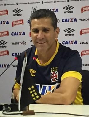 jorginho, vasco (Foto: Gabriela Pantaleão)