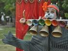 Espetáculo circense é apresentado em diferentes regiões de Pernambuco