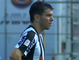 Leandro Donizete, volante do Atlético-MG (Foto: Reprodução \TV Globo Minas)
