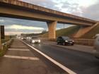 Rodovias do Alto Tietê têm tráfego intenso na volta do feriado de Páscoa