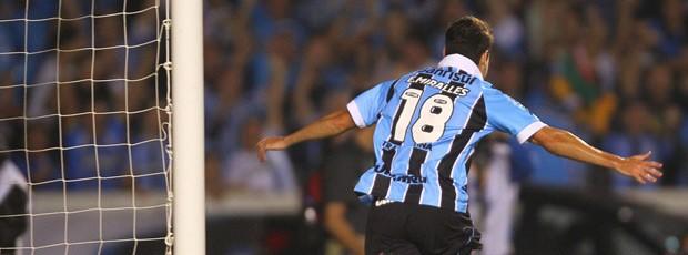 grêmio bahia copa do brasil olímpico miralles (Foto: Lucas Uebel/Grêmio FBPA)