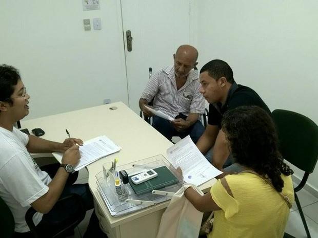 Consultas mais informais tem ajudado a população em Lago da Pedra (Foto: Arquivo Pessoal/ Renan Reis)