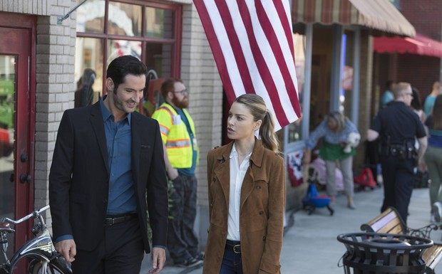"""Lucifer - """"Everything's Coming Up Lucifer"""" (1Ep2T)"""