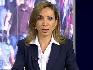 Dárcy Vera (PSD) candidata a reeleição em Ribeirão Preto (SP). (Foto: Reprodução/EPTV)