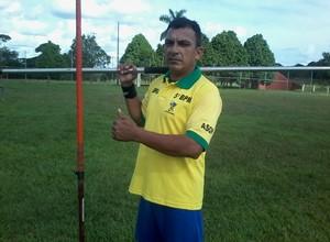 Arivaldo da Costa faturou duas medalhas de bronze na competição (Foto: Arivaldo da Costa/Arquivo pessoal)