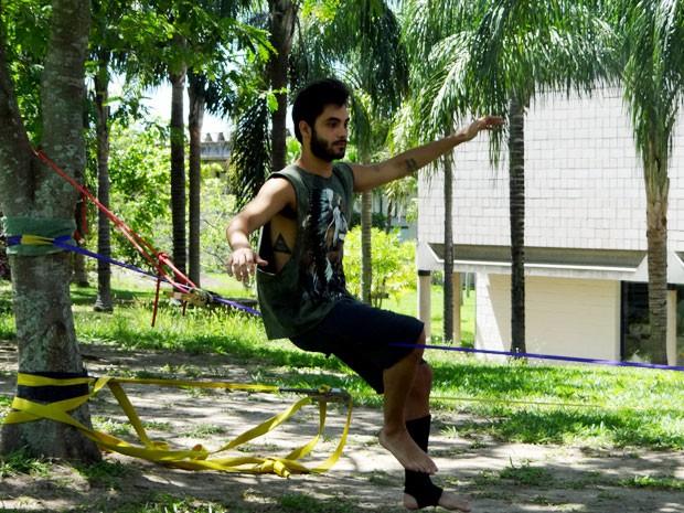 Filipe (Foto: Carol Caminha/Gshow)