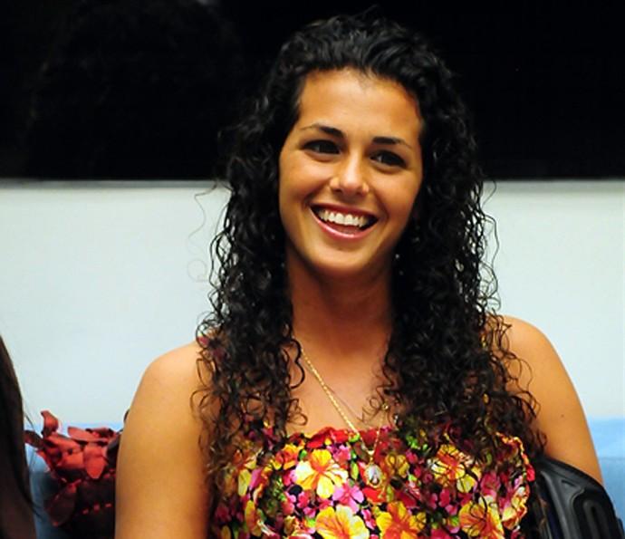 Noemi teve sua passagem marcante na casa do BBB (Foto: Frederico Rozário / TV Globo)
