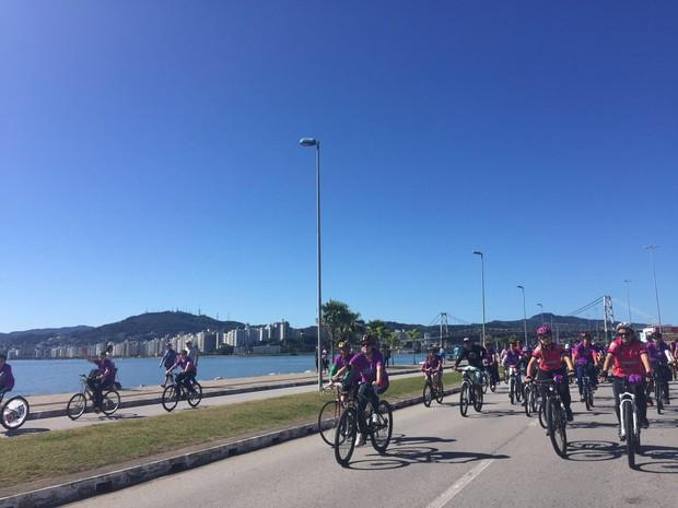 Dia do Pedal ocorre neste domingo (1°) em Santa Catarina (Foto: Sesc/Divulgação)