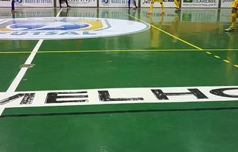 Alemanha? Acaraú faz 7 a 1 e elimina São Gonçalo da Copa TVM de futsal