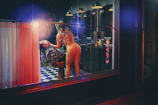 Geisy Arruda (Foto: Daniel Aratangy/ Revista Sexy)