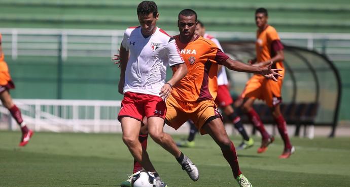 Paulo Henrique Ganso São Paulo Boa Esporte (Foto: Rubens Chiri/Site oficial do SPFC)