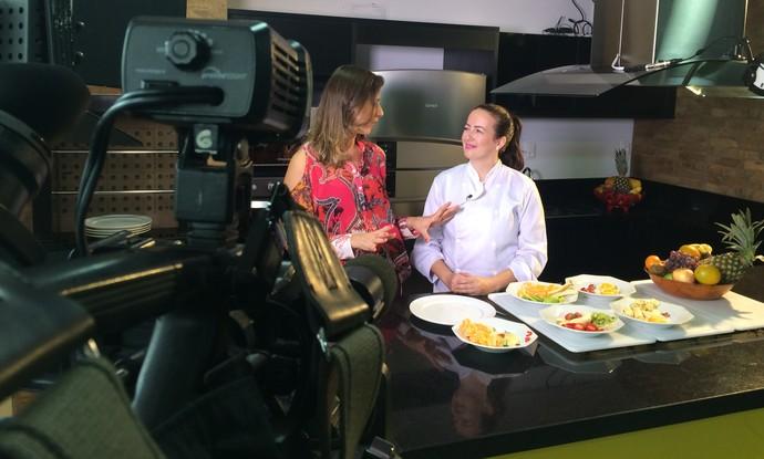 Veja dicas para alimentação infantil (Foto: RBS TV/Divulgação )