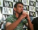 Fernandes aconselha torcedores do Figueirense: 'Fiscalizem'