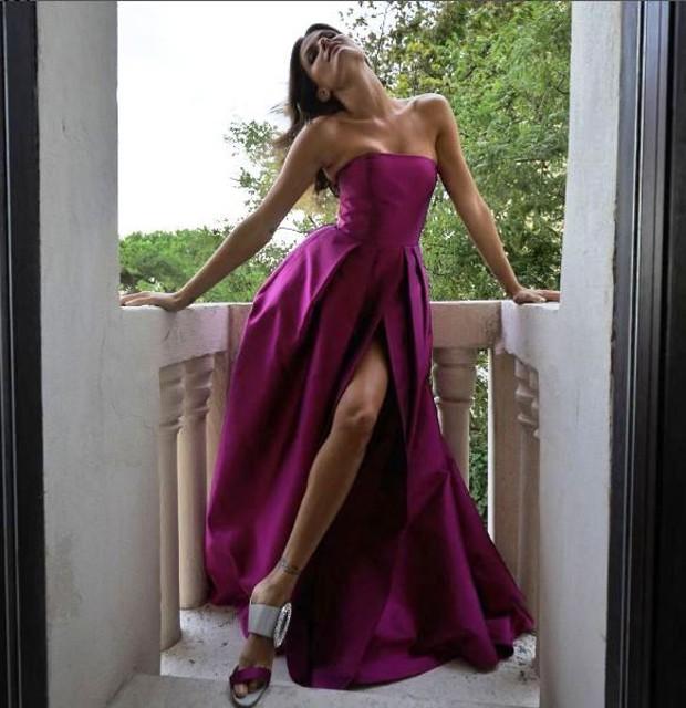 Isabeli Fontana em Veneza (Foto: Reprodução/Instagram)