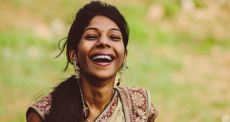 Felicidade (Foto: Flickr/Naveen Kadam)