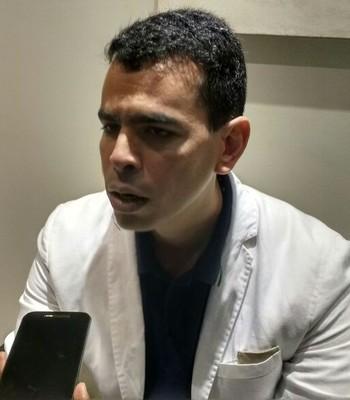 Marcelo Sant'Ana, presidente do Bahia (Foto: Thiago Pereira)