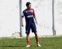 Lucio Flavio e Adailton seguem como desfalques para o jogo contra o Braga