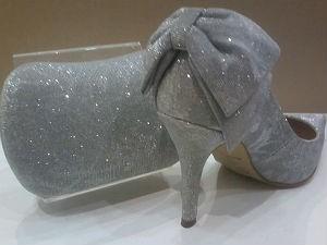 Sapato para as mulheres mais clássicas (Foto: Arquivo pessoal/Regina Silveira)