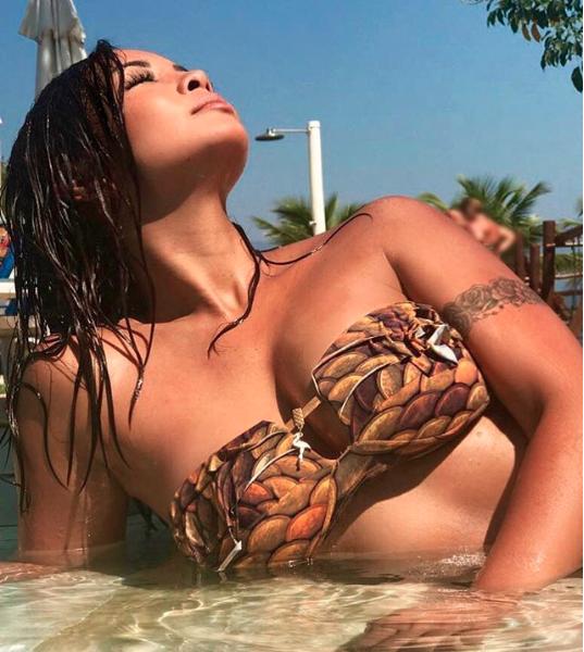 Carol Nakamura (Foto: Reprodução/Instagram)