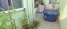 Criatividade na hora de economizar água (Reprodução/TVTEM)