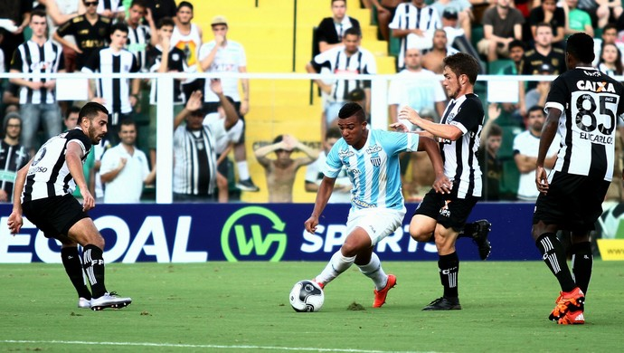 Romulo Avaí (Foto: Jamira Furlani/Avaí FC)