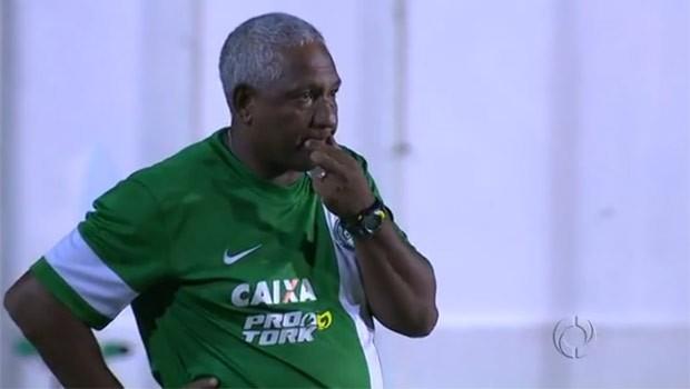 Atualmente, na tabela, quem está em vantagem é Zé Carlos, do Coritiba (Foto: Reprodução)