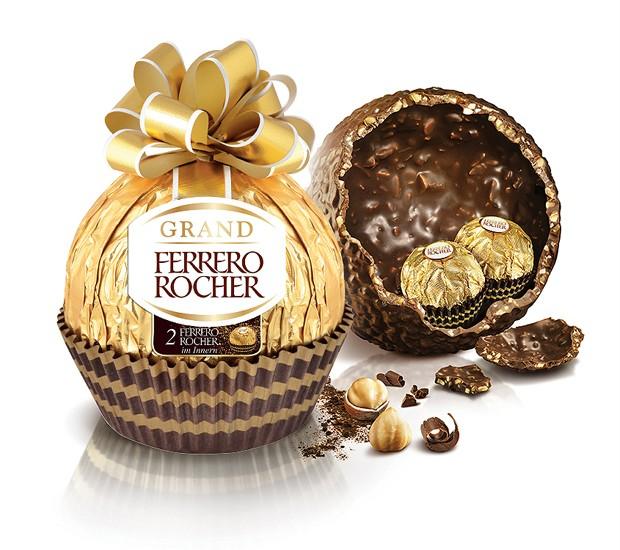 Grand Ferrero Rocher (Foto: Divulgação)