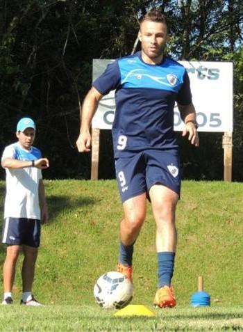 Bruno Batata, atacante do Londrina (Foto: Pedro A. Rampazzo/Site oficial do Londrina)